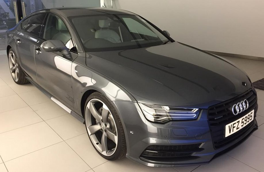 New Audi A7 Delivery Cvc Direct Business And Personal