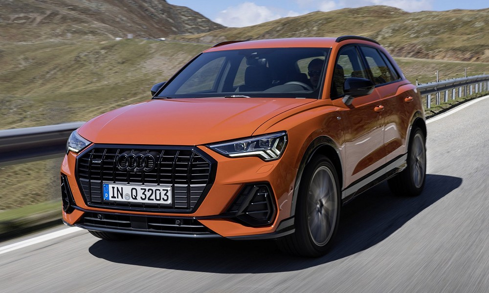 NEW AUDI Q3 - CVC Direct Business and Personal Car Leasing