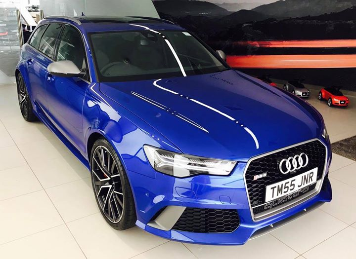 STUNNING NEW AUDI RS IN SEPANG BLUE CVC Direct Business And - Car leasing ireland audi