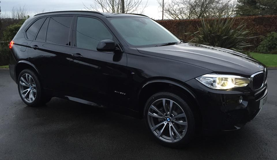 bmw x5 delivery   cvc direct business and personal car